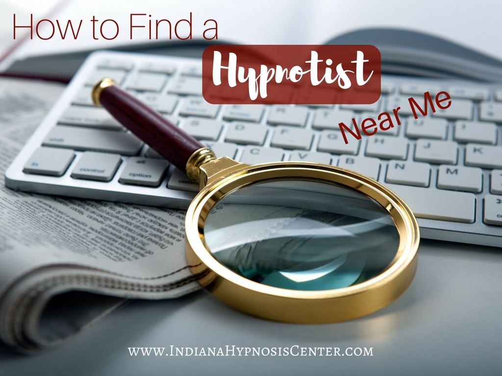 How to Find a Hypnotist Near Me | Indiana Hypnosis Center